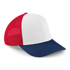 French Navy/Classic Red/White