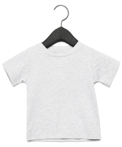 Baby Jersey Short Sleeve Tee In Athletic Heather