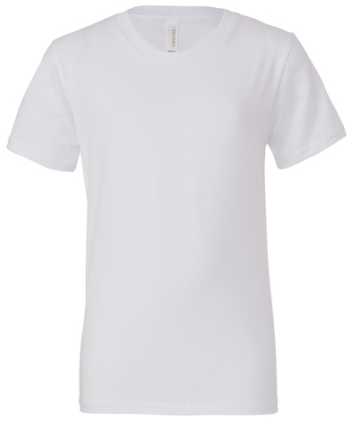 Bella Canvas - Youth Jersey Short Sleeve Tee