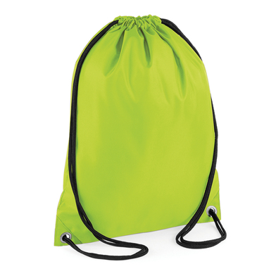Budget Gymsac In Lime Green