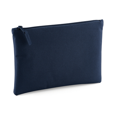 Grab Pouch In French Navy