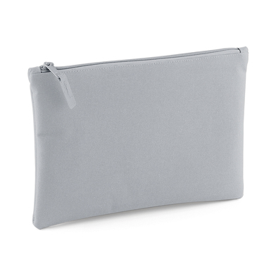 Grab Pouch In Light Grey