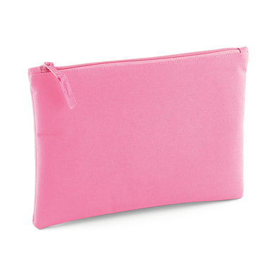Grab Pouch In True Pink