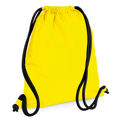 Icon Gymsac In Yellow/Black