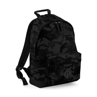 Camo Backpack In Midnight Camo