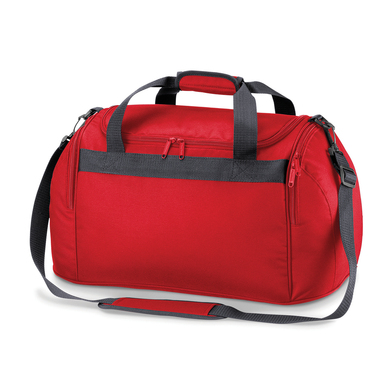 Freestyle Holdall In Classic Red