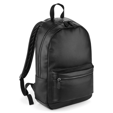 BagBase - Faux Leather Fashion Backpack