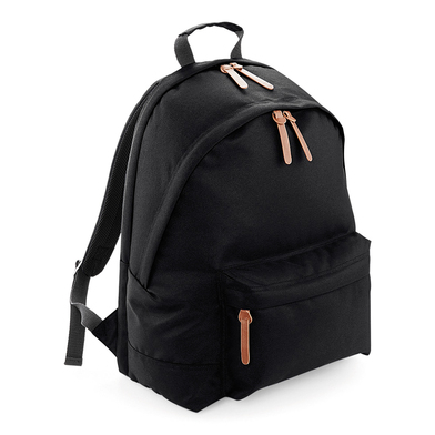 Campus Laptop Backpack In Black