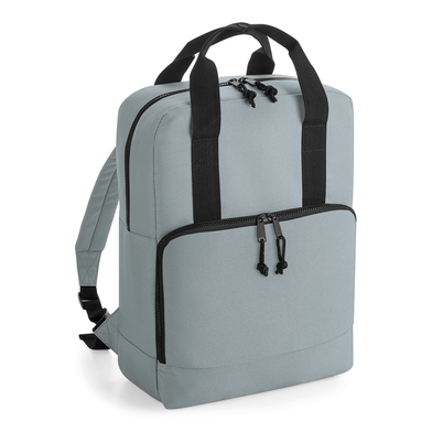 BagBase - Recycled Twin Handle Cooler Backpack