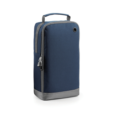 Athleisure Sports Shoe/accessory Bag In French Navy