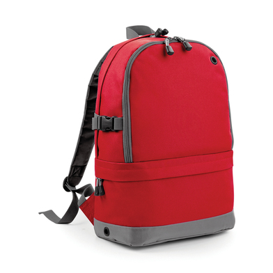Athleisure Pro Backpack In Classic Red
