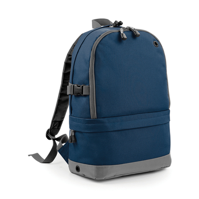 Athleisure Pro Backpack In French Navy