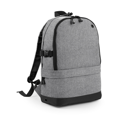 Athleisure Pro Backpack In Grey Marl