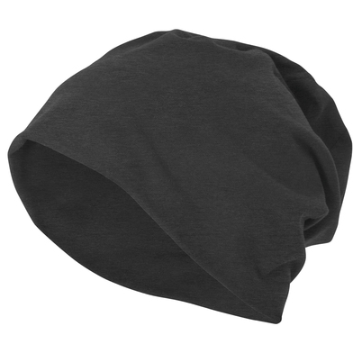 Jersey Beanie In Charcoal