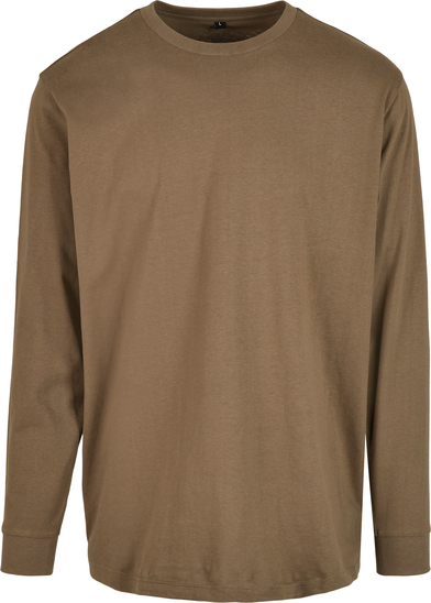Build your Brand - Long Sleeve With Cuff Rib