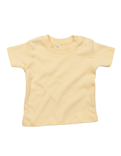 Baby T In Soft Yellow