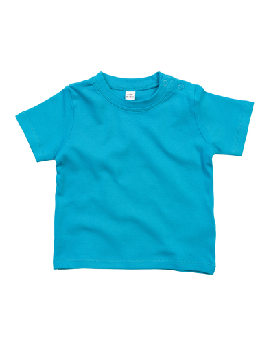 Baby T In Organic Surf Blue