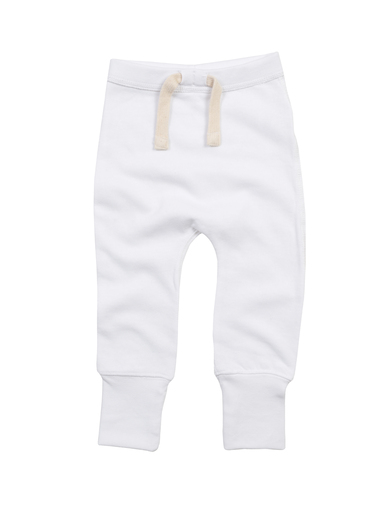 Baby Sweatpants In White