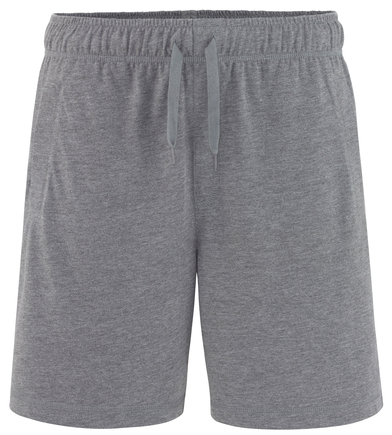 Guys Lounge Shorts In Charcoal