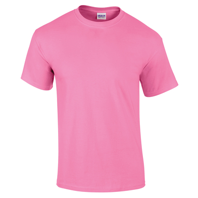 Ultra Cotton Adult T-shirt In Pink