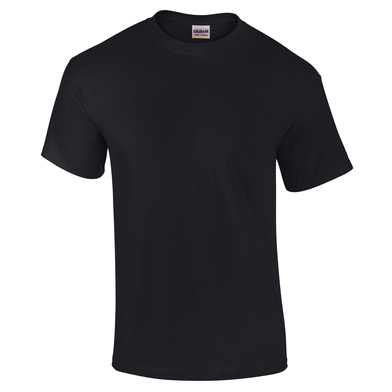 Ultra Cotton Adult T-shirt In Black