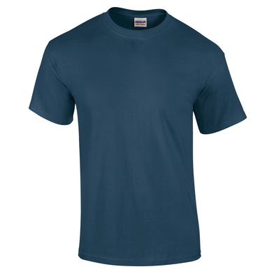 Ultra Cotton Adult T-shirt In Blue Dusk