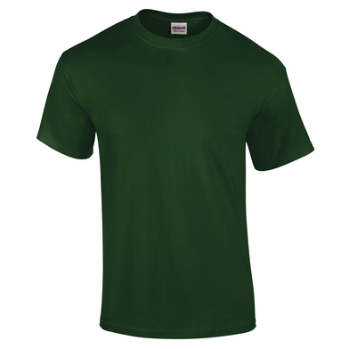 Ultra Cotton Adult T-shirt In Forest