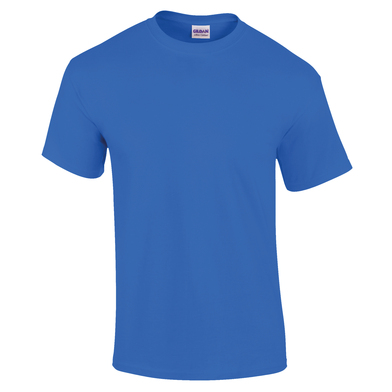 Ultra Cotton Adult T-shirt In Metro Blue