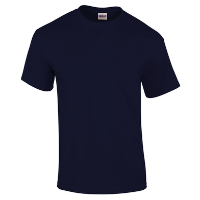 Ultra Cotton Adult T-shirt In Navy