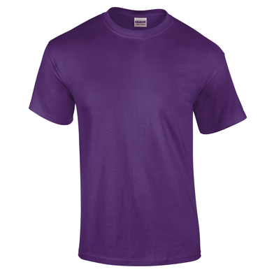 Ultra Cotton Adult T-shirt In Purple