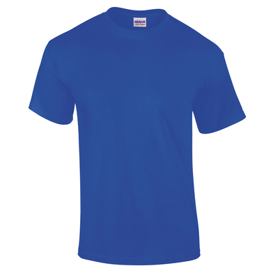 Ultra Cotton� Adult T-shirt In Royal