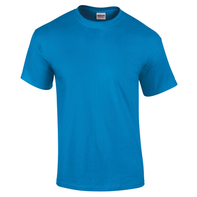 Ultra Cotton Adult T-shirt In Sapphire