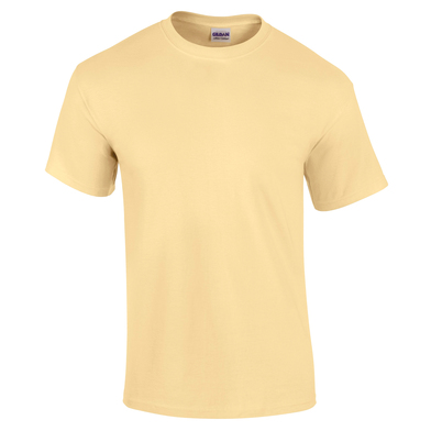 Ultra Cotton Adult T-shirt In Vegas Gold