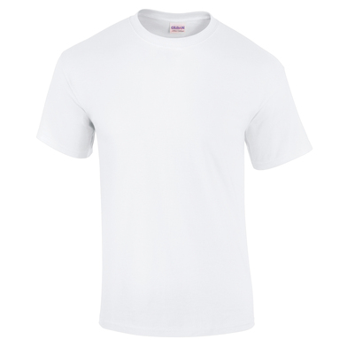 Ultra Cotton Adult T-shirt In White