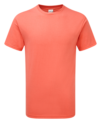 Hammer Adult T-shirt In Coral Silk