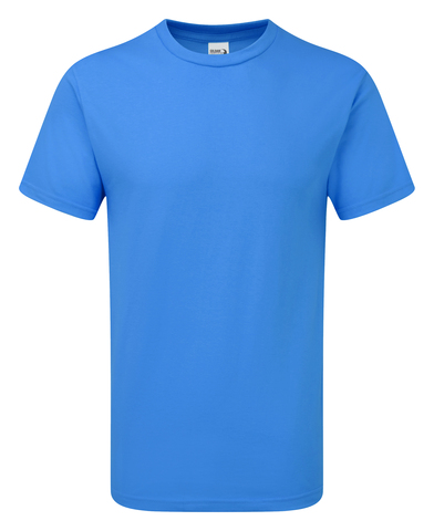 Hammer Adult T-shirt In Flo Blue
