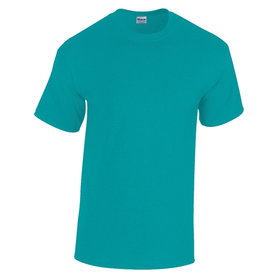 Heavy Cotton Adult T-shirt In Antique Jade Dome