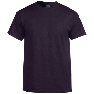 Heavy Cotton Adult T-shirt In Blackberry