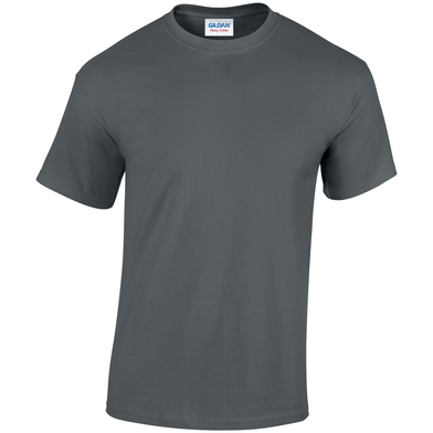 Heavy Cotton Adult T-shirt In Charcoal