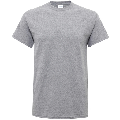 Heavy Cotton Adult T-shirt In Graphite Heather