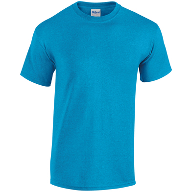 Heavy Cotton Adult T-shirt In Heather Sapphire