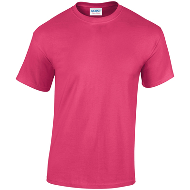 Heavy Cotton Adult T-shirt In Heliconia