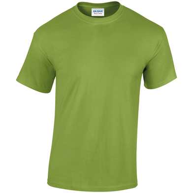 Heavy Cotton Adult T-shirt In Kiwi