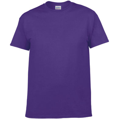 Heavy Cotton Adult T-shirt In Lilac