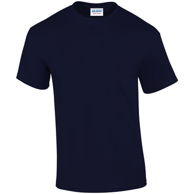 Heavy Cotton Adult T-shirt In Navy