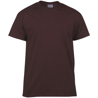 Heavy Cotton Adult T-shirt In Russet