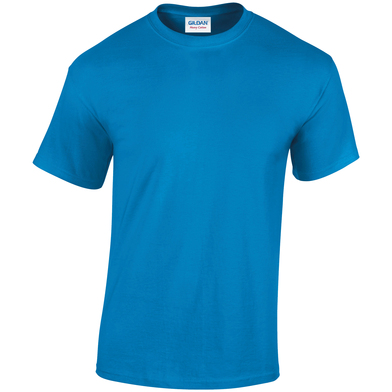 Heavy Cotton Adult T-shirt In Sapphire