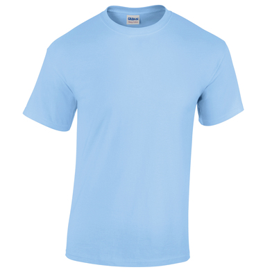 Heavy Cotton Youth T-shirt In Light Blue