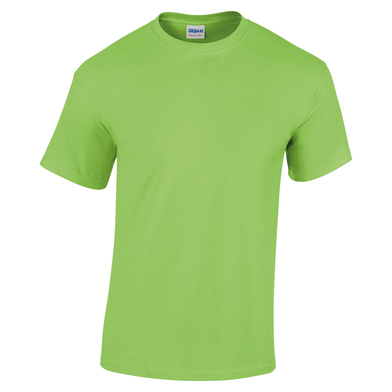 Heavy Cotton Youth T-shirt In Lime
