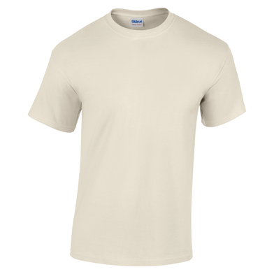 Heavy Cotton Youth T-shirt In Natural